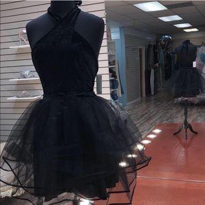 Black Alyce Paris Prom Dress